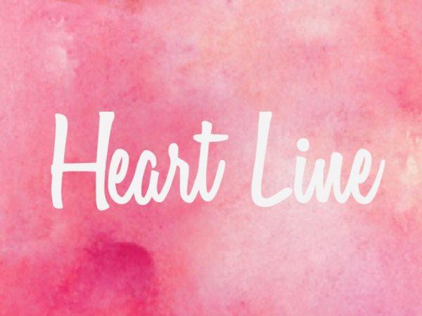 感情線=Heart Line
