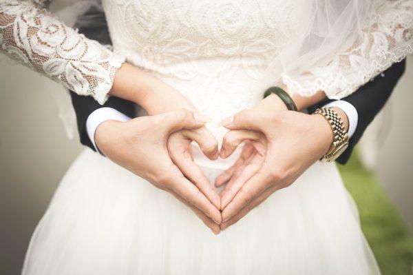 結婚(イメージ画像)